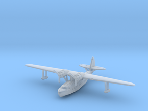 Sikorsky S-43 1/350 scale with u/c up in Frosted Ultra Detail