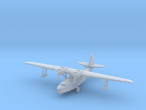 Sikorsky S-43 1/350 scale with u/c down in Smooth Fine Detail Plastic