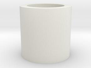 """Neopixel Hilt Plug 7/8"""" V2 in White Strong & Flexible"""