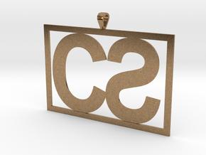 CA in Natural Brass