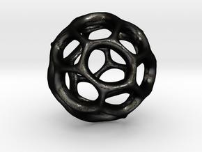 Gaia-25-deep (from $19.90) in Matte Black Steel