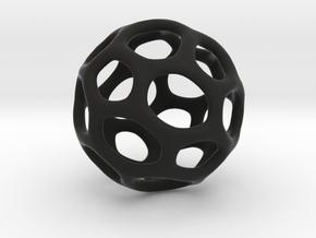 Gaia-25-wide (from $19.90) in Black Premium Versatile Plastic