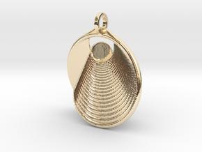 Mobius II in 14K Yellow Gold