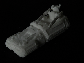 MG144-HE002A Turma Multirole Vehicle (APC Variant) in White Natural Versatile Plastic