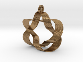 Mobius III (Downloadable) in Natural Brass