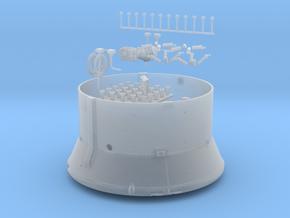 Soyuz FUD1-1.32 in Smooth Fine Detail Plastic
