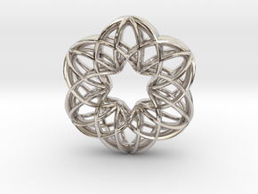 Magic-6h (from $12) in Rhodium Plated Brass