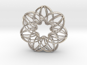 Magic-7h (from $16) in Rhodium Plated Brass