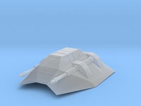 Snowspeeder in Smooth Fine Detail Plastic