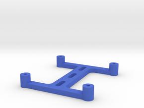 MP3 Trigger Mount in Blue Processed Versatile Plastic