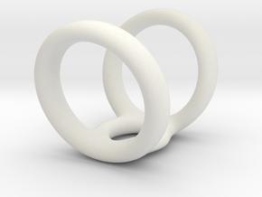 Ring for Shevonne L22 D12-78 in White Premium Strong & Flexible