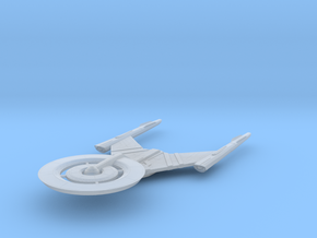 """Discovery 1.6"""" long in Smooth Fine Detail Plastic"""