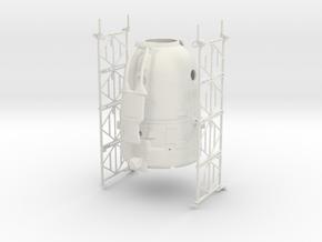 Soyuz WSF1-1.48 in White Natural Versatile Plastic
