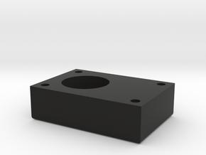 OSSC Latency Housing in Black Natural Versatile Plastic
