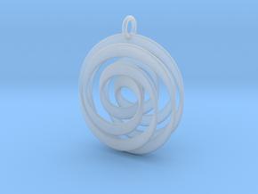 Mobius VI in Smooth Fine Detail Plastic