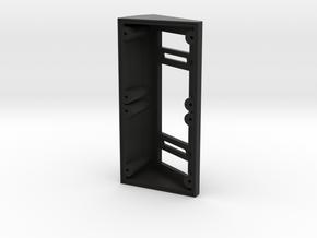 Ring Doorbell 2 - 30 degree Wedge in Black Natural Versatile Plastic