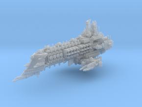 Imperator Battleship in Smooth Fine Detail Plastic