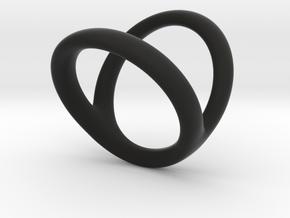 Ring 4 for fergacookie D1 2 D2 3 1-2 Len 18 in Black Premium Strong & Flexible