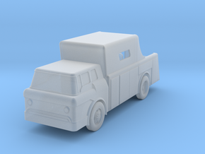 Ford C-Cab FireEngine - Nscale in Frosted Ultra Detail