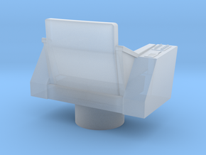 Bridge - Captain's Chair 30 in Smooth Fine Detail Plastic