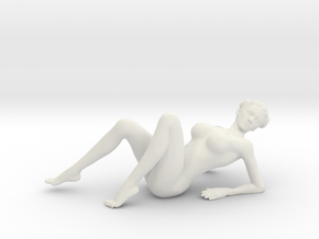 Printle N Femme 775 - 1/24 - wob in White Natural Versatile Plastic
