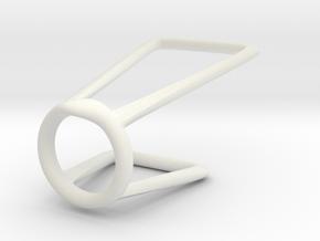 ring 2 for Medan in White Premium Strong & Flexible