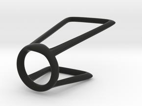 ring 2 for Medan in Black Premium Strong & Flexible