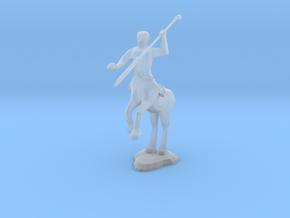 Centaur Warrior  in Smooth Fine Detail Plastic