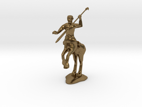 Centaur Warrior  in Natural Bronze