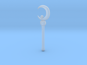 Sailor moon MOON STICK 1/4 scale in Smooth Fine Detail Plastic