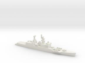Godavari-class frigate, 1/1250 in White Natural Versatile Plastic