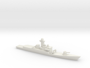 Kora-class Corvette, 1/1250 in White Natural Versatile Plastic