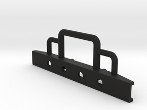 Marui Cj-7 Front Bumper in Black Natural Versatile Plastic