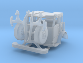 1/160 Crown Snorkel cab in Smooth Fine Detail Plastic