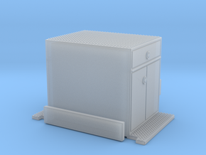 1/160 Crown Snorkel Cabinet in Smooth Fine Detail Plastic