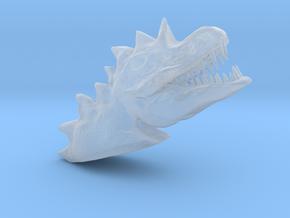 恐竜 (Kyoryu)  in Smooth Fine Detail Plastic: Small