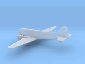 Douglas DC-3 in Smooth Fine Detail Plastic: 1:350