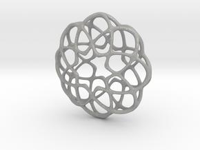 Dk Pendant in Aluminum