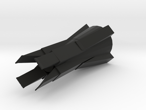 Orthanc in Black Natural Versatile Plastic