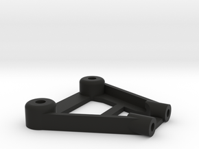 MC3 KMD-FR01 Tri-Damper Top Mount in Black Natural Versatile Plastic