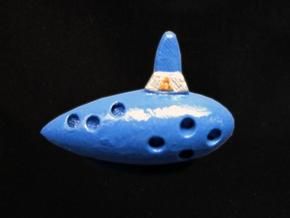 Ocarina in Frosted Ultra Detail
