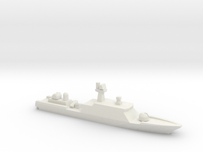 Gumdoksuri-class patrol vessel, 1/1800 in White Natural Versatile Plastic