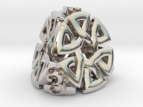 Celtic D4 Alternative in Platinum