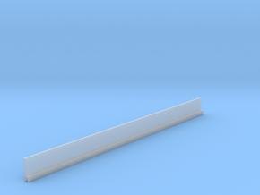 Profil 200mm Waggon-Sitzbank einfach hoch FUD/FED  in Smooth Fine Detail Plastic
