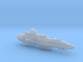 Aurora-class Cruiser in Smooth Fine Detail Plastic