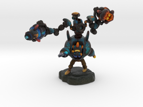 Tinker (Submerged Hazard set) in Full Color Sandstone