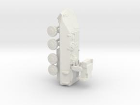 1/87 Scale LAV25 AT in White Natural Versatile Plastic