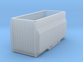 Innofreight WoodTainer, Fliscontainer in Smooth Fine Detail Plastic