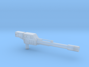 Onslaught Gun for KO Os Warbotron in Smooth Fine Detail Plastic