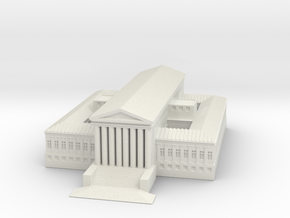 1/1000 US Supreme Court in FUD in White Natural Versatile Plastic